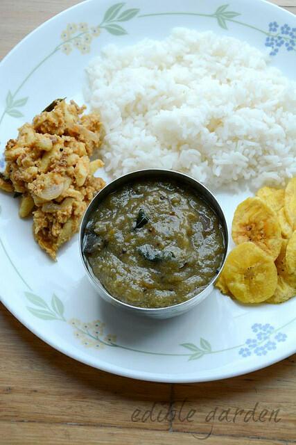 ridge gourd pachadi, beerakaya pachadi recipe