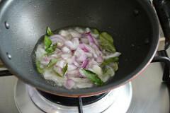 ridge gourd pachadi, beerakaya pachadi recipe-8