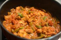 chicken jalfrezi recipe, pakistani chicken jalfrezi-9