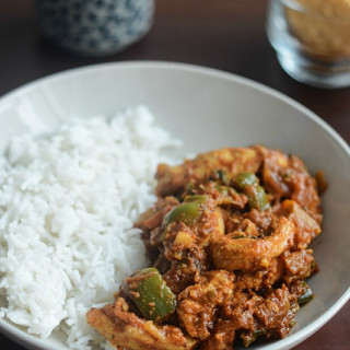 Chicken Jalfrezi Recipe, How to Make Chicken Jalfrezi
