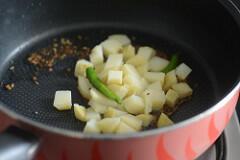 sabudana khichdi, sago khichdi recipe-4-2