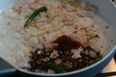 dry indian chilli chicken, how to make chilli chicken-9