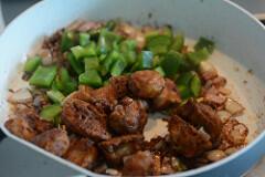 dry indian chilli chicken, how to make chilli chicken-10