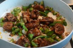 dry indian chilli chicken, how to make chilli chicken-11