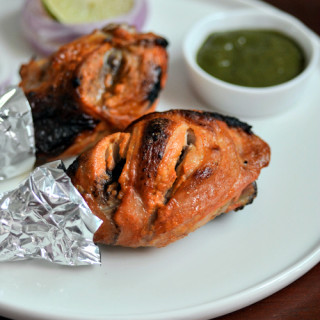 tandoori chicken recipe, tandoori chicken in oven