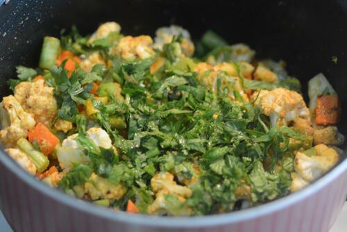 Hyderabadi vegetable dum biryani recipe