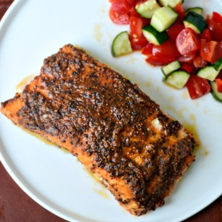baked salmon recipe, indian style baked salmon recipe