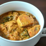coconut chicken curry recipe, how to make coconut chicken curry