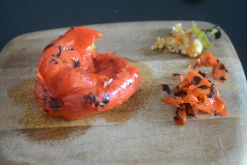 roasted red pepper dip recipe