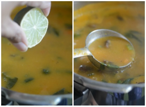 how to make indian dal soup