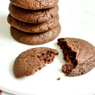 4 ingredient Nutella cookies recipe step by step