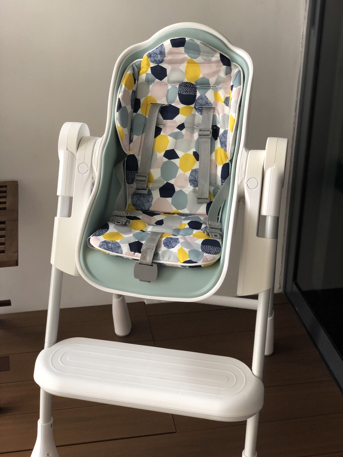 oribel cocoon high chair review