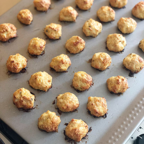 Chicken meatballs recipe for toddlers