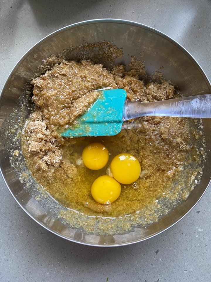 step by step gluten free almond cake recipe